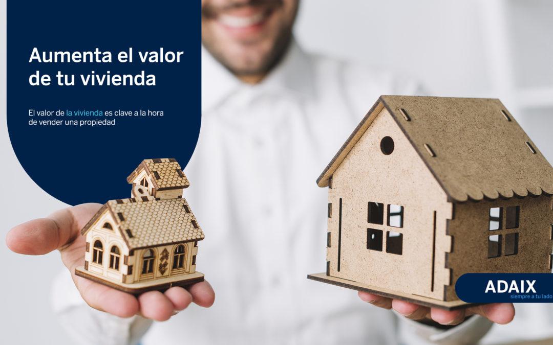 Aumentar el valor de una casa para venderla es muy fácil
