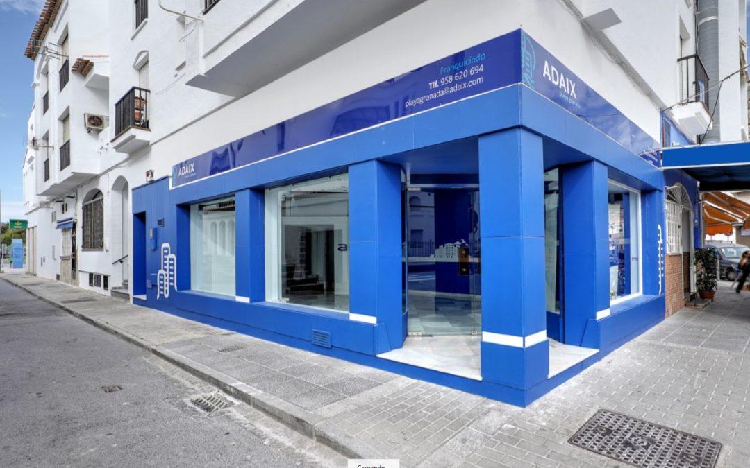 Apertura de la nueva agencia inmobiliaria Adaix Calahonda, Granada