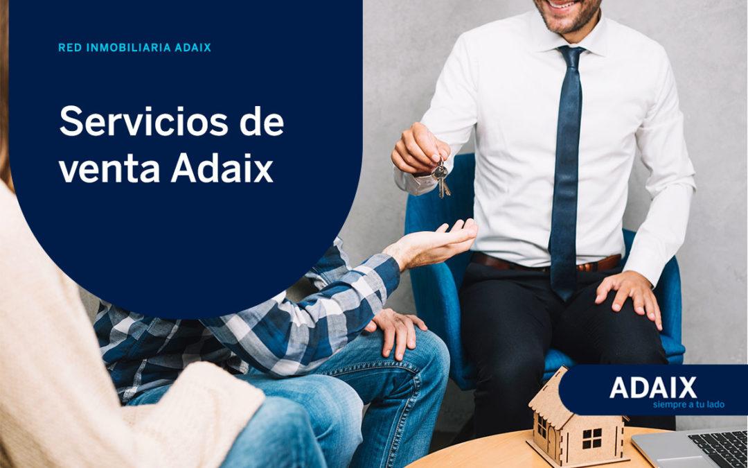 Vender con Adaix